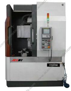 Vtc Series Vertical CNC Lathe-Vtc5160 pictures & photos
