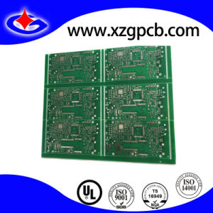 Multilayer Imersion Tin LCD Module PCB with Oil Coverd pictures & photos