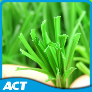 S-Shape Blade Artificial Grass for Mini Soccer pictures & photos