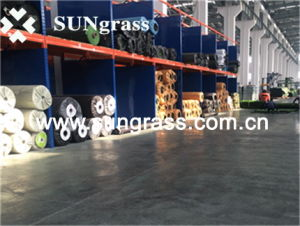 Synthetic Grass Carpet for Sports/Football (SUNJ-HY00004) pictures & photos