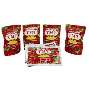 Sachet Tomato Paste Tmt, Vego, Fine Tom Brand Tomato Processing pictures & photos
