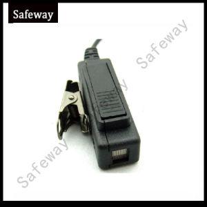 Two Way Radio Surveillance Earphone Mic for Motorola Gp328plus pictures & photos