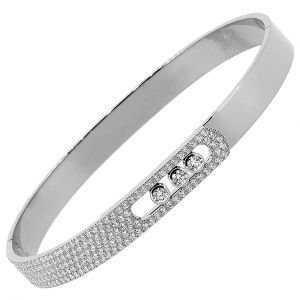Fashion Jewelry Move Bracelets 925 Silver Jewelry AAA CZ pictures & photos