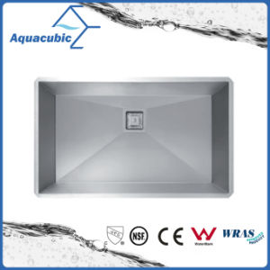 32 Inch Stainless Steel Single Bowl Kitchen Sink (ACS3221A1F) pictures & photos