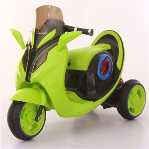 Ce Approved New Design Kids Electric Motorcycle pictures & photos