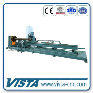 CNC Pipe Cutting Machine (CPM300) pictures & photos