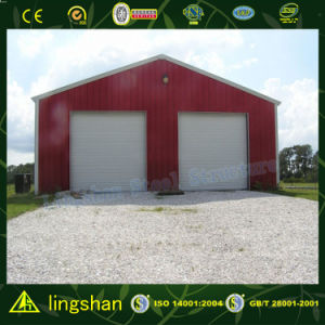 CE Approved Steel Structure Barn (L-S-057) pictures & photos