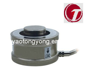 Analog or Digital Output 300t/500t Button Type Load Cell/Pancake Load Cell pictures & photos