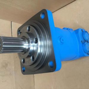 Bm4w Orbit Hydraulic Motor with Disk Valve pictures & photos