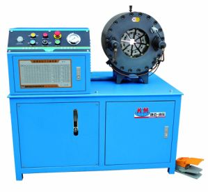 4inch Hydraulic Hose Crimping Machine for Hydraulic & Tube pictures & photos