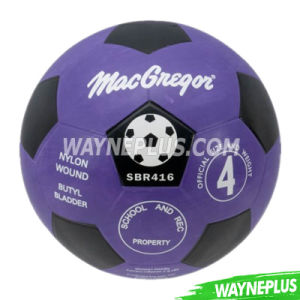 Wholesale Rubber Promotional Football 0405042 pictures & photos