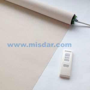 Remote Blackout Electric Roller Blind pictures & photos