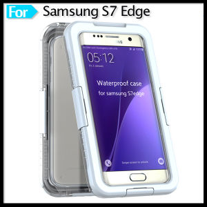 Waterproof Shockproof Dirt Proof Hybrid Rubber Case Cover for Samsung Galaxy S7 Edge pictures & photos