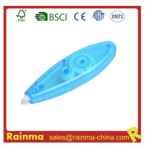 Thin PS Plastic Correction Tape for Offce Supply pictures & photos