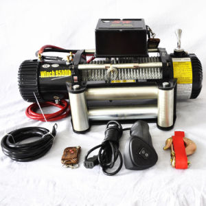 4X4 Winches 12V 24V 9500lb Toughest Gears CE Apprived