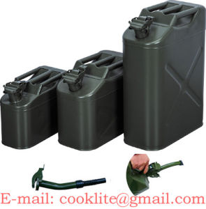 New Style American / European Military Fuel Can / Metal Jerry Can pictures & photos