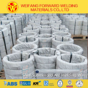 GB H10mn2/ Aws Eh14 SAE Submerged Arc Welding Wire pictures & photos