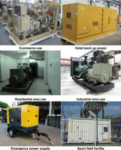 Power Station Diesel Gensets with ATS pictures & photos