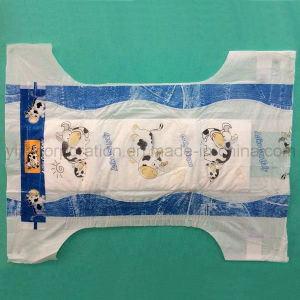 Disposable Cotton Baby Diaper with Factory Price pictures & photos