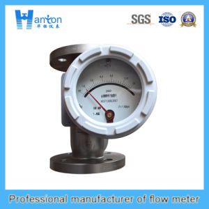 Silver Metal Tube Rotameter for Mesuring Low Flow pictures & photos