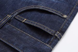 D041 OEM Men Trousers Denim Jeans pictures & photos