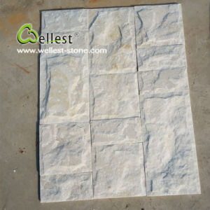 China Natural Ql-Mo-309 Super White Quartzite Mushroom pictures & photos