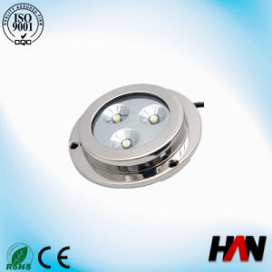 High Power 9W Underwater Boat Light IP68