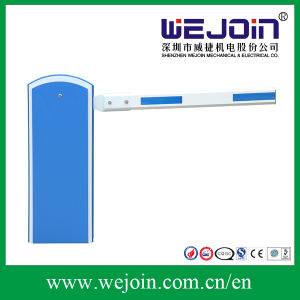 Car Parking Lot Vehicle Barrier Gate System with IC Card Interface pictures & photos
