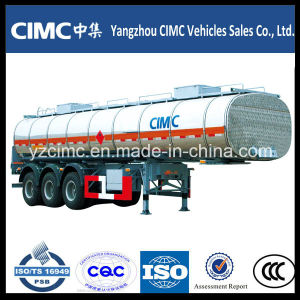 2015 Top 60000L Oil/Fuel Tanker Semi-Trailer /45000L Oil Tank Truck Trailer for Africa pictures & photos