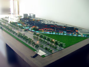 Architectural Scale Model Builder_Residential Model (JW-123) pictures & photos