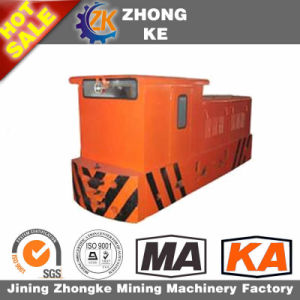 High Quality Ccg Mining Explosion-Proof Diesel Locomotives