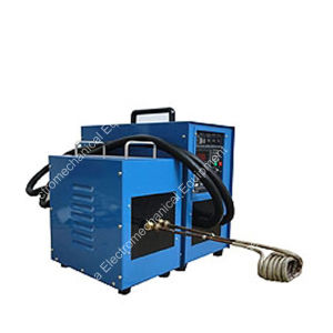 Industrial Electronic Heating Induction Melter for Melting Gold/Platinum/Rhodium/Sliver Hf-25kw pictures & photos