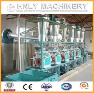 Good Quality Maize Flour Milling Machine for Sale pictures & photos
