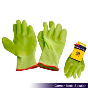 PVC Full Coated Work Glove pictures & photos