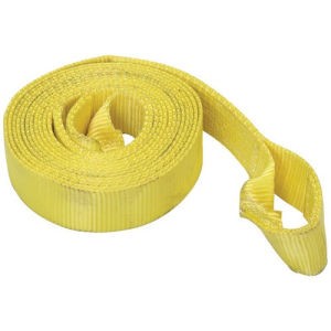 "20 Ft. X 2"" Heavy Duty Recovery Strap"