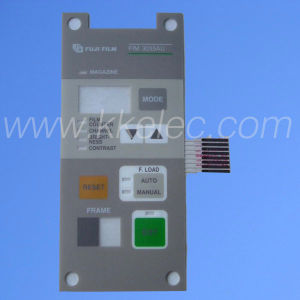 Flexible Cable Membrane Switch pictures & photos