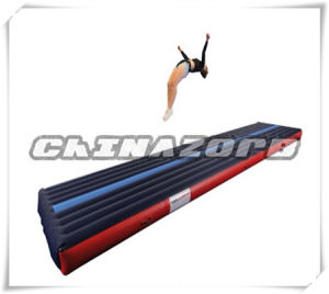 Hot Sale Inflatable Gym Floor Air Track Mat Factory Price pictures & photos