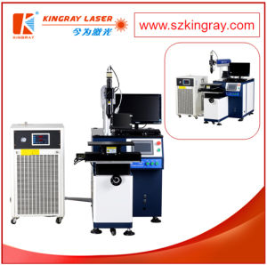 Stainless Steel YAG Automatic Laser Welding Machine