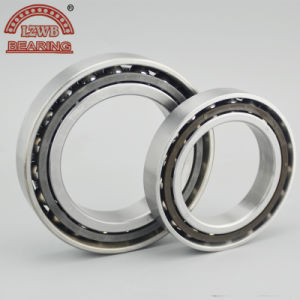 Manufacturer Black Chamfer Corner Angular Contact Ball Bearing Qj1030 pictures & photos