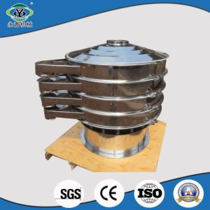 High Efficiency Xzs Series Flour Circular Vibration Screen Machine pictures & photos