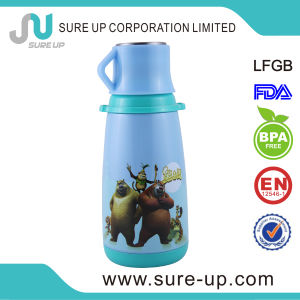 High Grade Adorable Child Bottle Flask 304 Double Wall Stainless Steel (FSAQ) pictures & photos