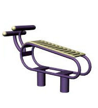 Outdoor Fitness Equipment Series Outdoor Fitness Training New Design (HD-12601) pictures & photos