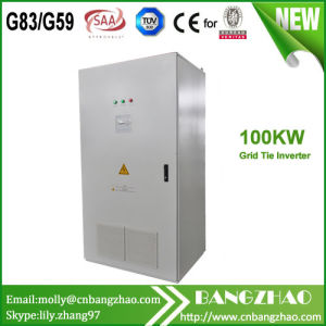 50kw 100kw 3-Phase Output Isolation Transformer Grid Tie Solar Inverter for Solar Power System pictures & photos