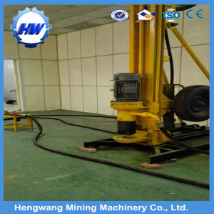 Hydraulic DTH Hard Rock Drilling Rig Machine Blast Hole Drilling Rig pictures & photos