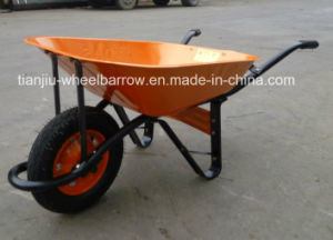 African Model Wheelbarrow Wb6400 France Model Wheelbarrow pictures & photos