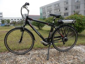 CE En15194 28inch Electric Bicycle for Men (police) pictures & photos
