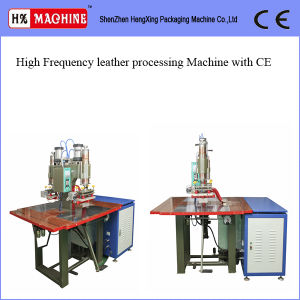 2014 Hot Sale Double Head High Frequency Welding Machine 5-12kw China Manufacturer