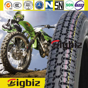 Qingdao Top Brand Classic 90/90-17 Tubeless Motorcycle Tyre pictures & photos