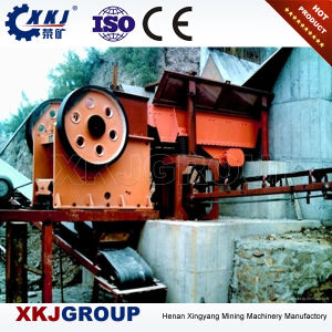PE/Pex Series Limestone Jaw Crusher PE 400X600 Jaw Crusher pictures & photos