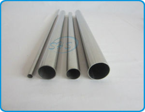 Stainless Steel Welded Round Tubes for Handrails
